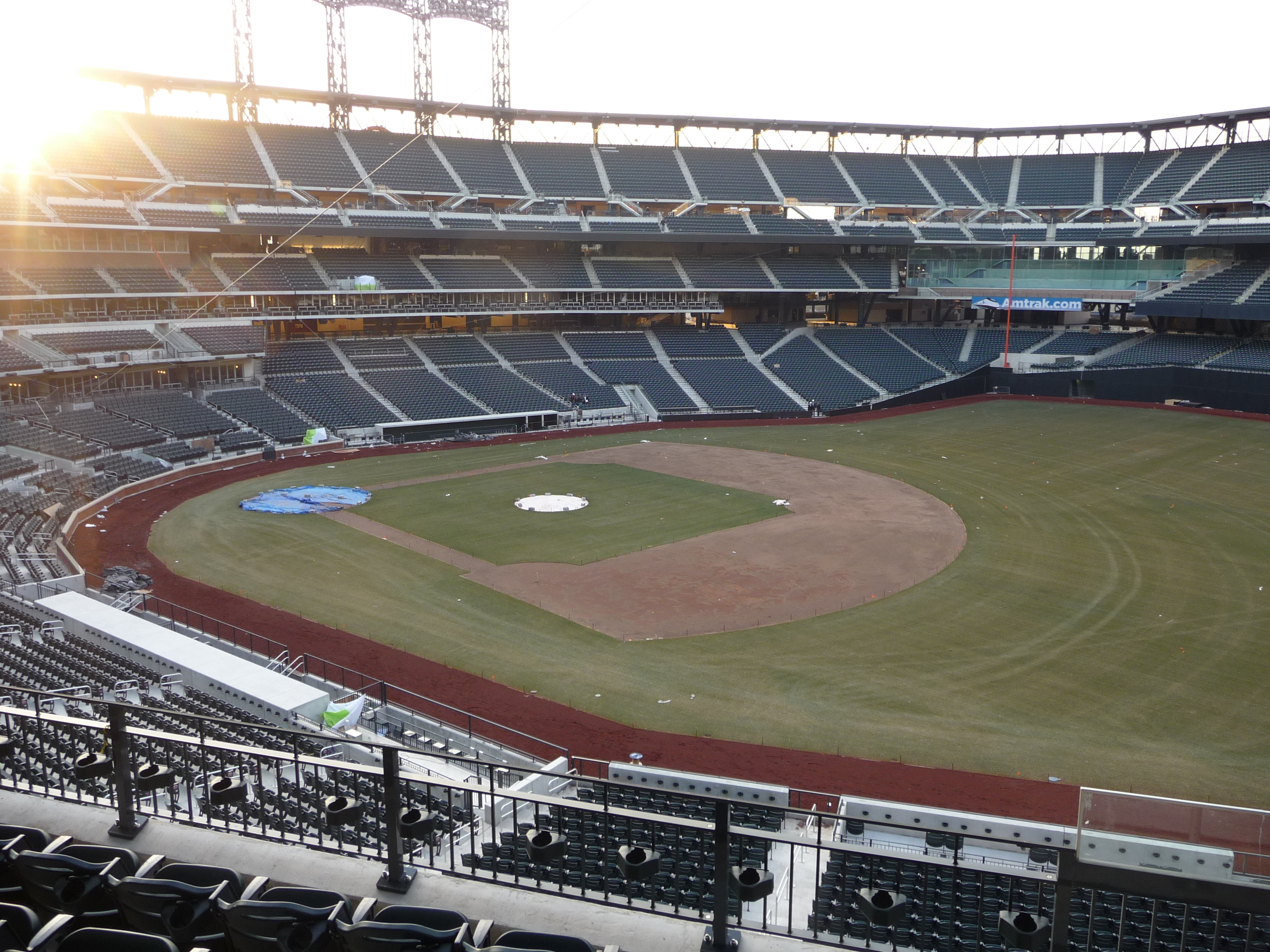 Citi Field Will Be Just Gorgeous 171 Pick Me Up Some Mets